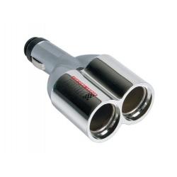 DOUBLE PRISE ALLUME CIGARE 12/24V 10A MAX - Électricité