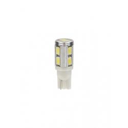 AMPOULE SPECIALE A LED T10 10-30V BLANC - Éclairage
