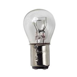 AMPOULE A 2 FILAMENTS 12 V - P21/5W - Éclairage