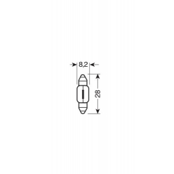 AMPOULE 12V 10W - Éclairage