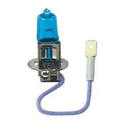 AMPOULES X2 H3 12V 55W XENON BLEU - Éclairage