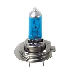 AMPOULES X2 H7 12V 55W XENON BLEU - Éclairage
