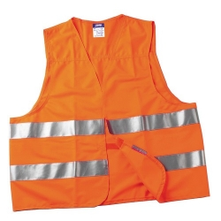 GILET DE SIGNALISATION ORANGE - Outillage