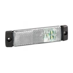 FEU BLANC 3 LEDS 24V - Éclairage