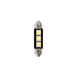 AMPOULES SPECIALES A LED X2 24-28V BLANC - Éclairage
