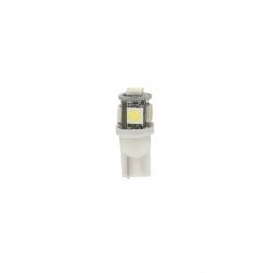 AMPOULES SPECIALES A LED X2 T10 24-28V BLANC - Éclairage