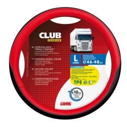 COUVRE VOLANT CLUB 46/48 ROUGE - Couvres volants