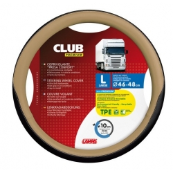 COUVRE VOLANT CLUB 46/48 BEIGE - Couvres volants