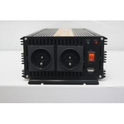 CONVERTISSEUR DE TENSION 12V 3000W - Convertisseurs