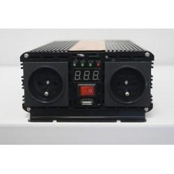 CONVERTISSEUR DE TENSION 24V 1500W - Convertisseurs