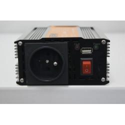 CONVERTISSEUR 400W 12/24V - Convertisseurs
