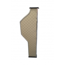 TABLETTE LONGUE SIMILI CUIR DAF XF105  - Tablette longue simili cuir