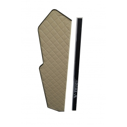 TABLETTE LONGUE SIMILI CUIR VOLVO EURO 6 - Tablette longue simili cuir