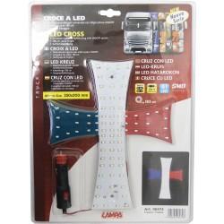CROIX À LED - Décoration camion