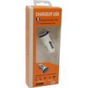 CHARGEUR USB TEC BLANC 1 SORTIE Téléphonie 3760259060596