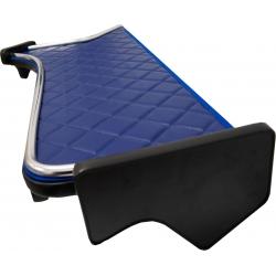 TABLETTE LONGUE SIMILI CUIR IVECO HIWAY - Tablette longue simili cuir