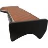 TABLETTE LONGUE SIMILI CUIR DAF XF 106 EURO 6 - Tablette longue simili cuir
