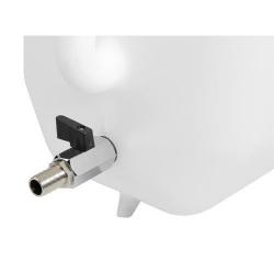 Bidon en plastique avec robinet en métal - 25 L - Accessoires divers