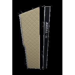TABLETTE CAMION LONGUE SIMILI CUIR MAN TGX APRES 2016 - Tablette camion
