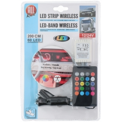 BANDE LED MULTICOLOR - Décoration camion
