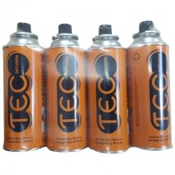 Recharges gaz (28 recharges) TEC - Réchauds à gaz