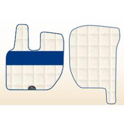TAPIS ERNEST CAMION DAF SIMILI CUIR - DAF LF jusqu'à 2012