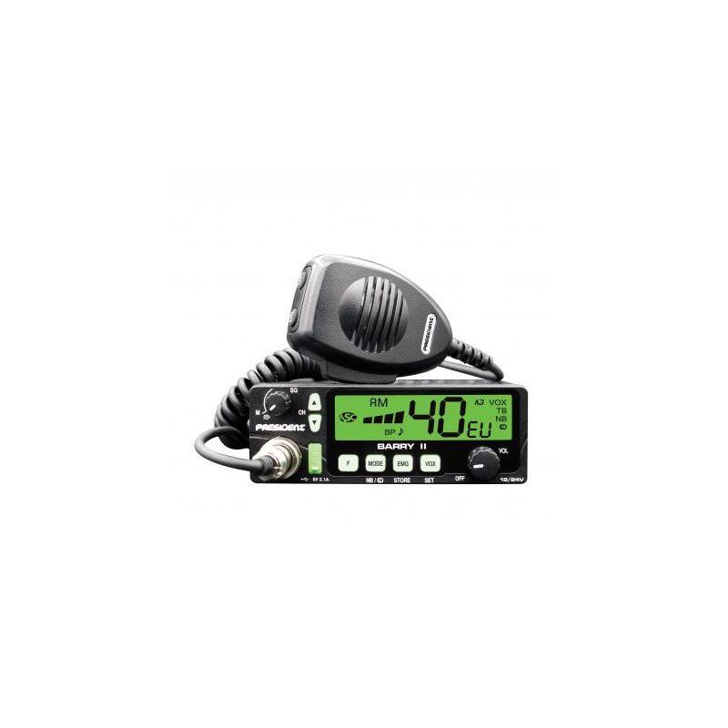 BARRY II 12/24 V AM/FM