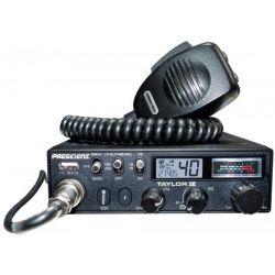 RADIO CB TAYLOR IV  12/24 V AM/FM