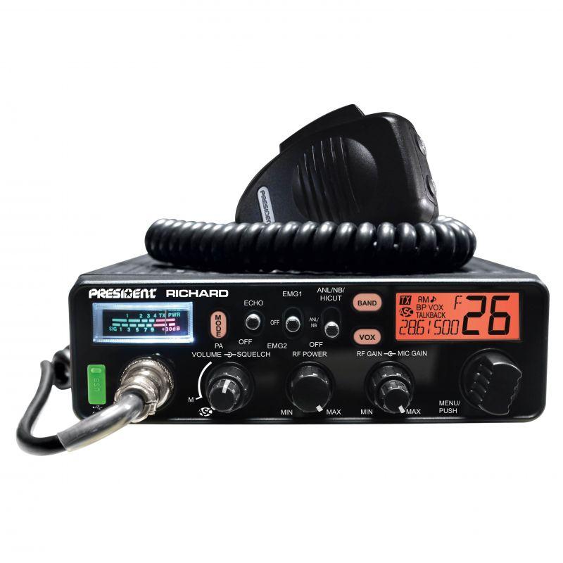RADIO CB RICHARD  10 M AM/FM