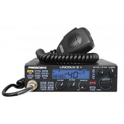 RADIO CB LINCOLN II AM/FM/SSB
