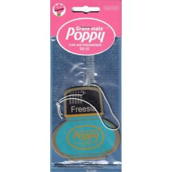 Désodorisant pendentif poppy freesia