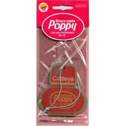Désodorisant pendentif poppy cattleya