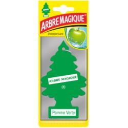 Arbre magique pomme verte