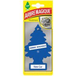 Arbre magique new car