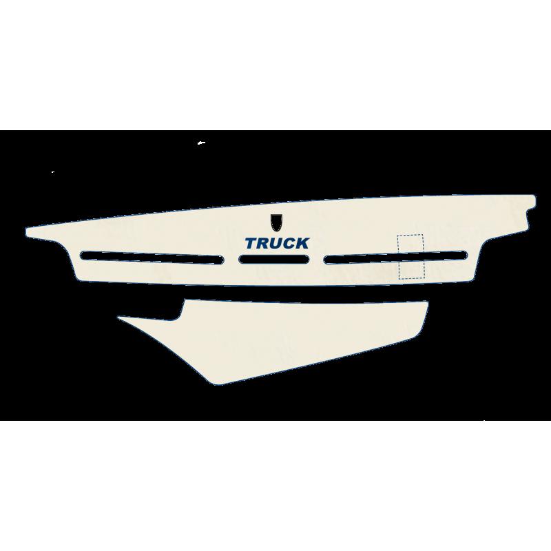 Couvres tableaux de bord pour camions et poids-lourds