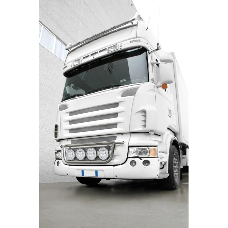 Barre de porte-phares pour camion